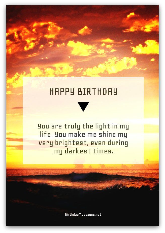 Inspirational Birthday Wishes - Page 2