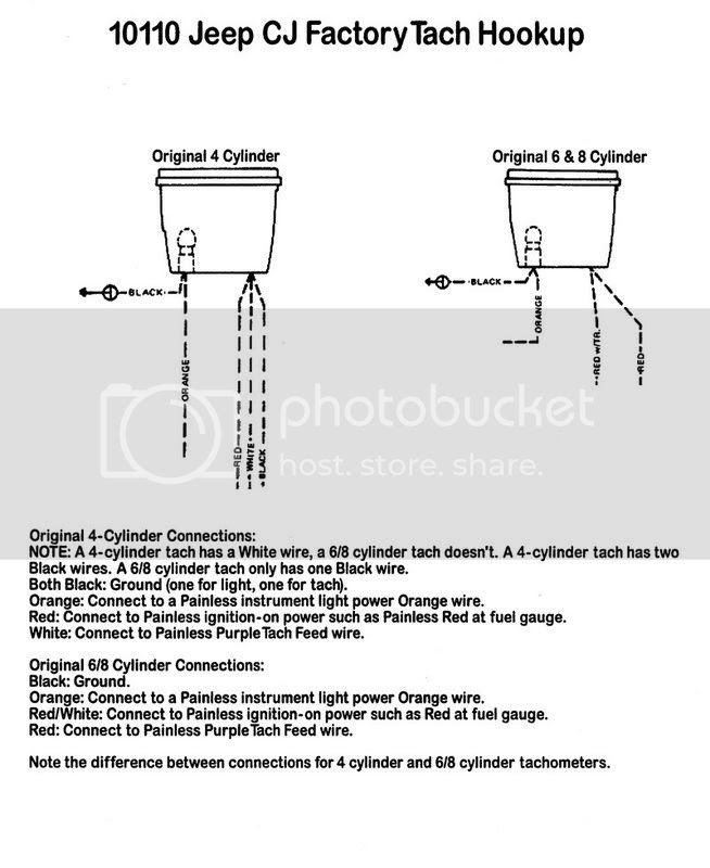 Jeep Cj Tachometer Wiring Diagram - Wiring Diagram Replace advice-expect -  advice-expect.miramontiseo.it | Cj7 Tachometer Wiring Diagram |  | miramontiseo.it