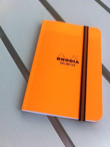 Rhodia Unlimited Notebook 1