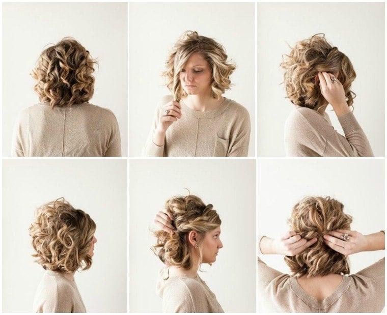 Haare Stylen Selber