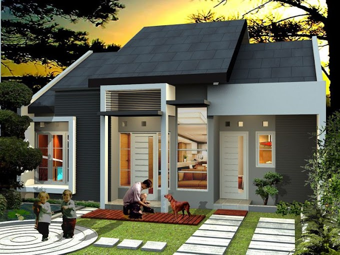Rumah Type 45 Minimalis Modern | Ide Rumah Minimalis
