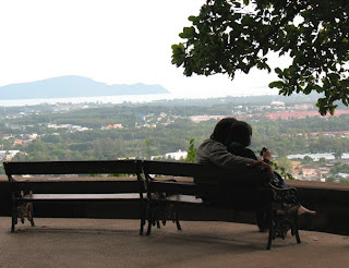 Romantic viewpoint, Khao Rang