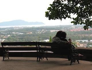 Romantic viewpoint, Khao Rang