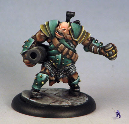 Ogrun Alchemist/Artillerist