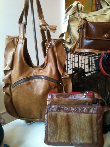 Leatherwork by Jola V. Designs - very special!