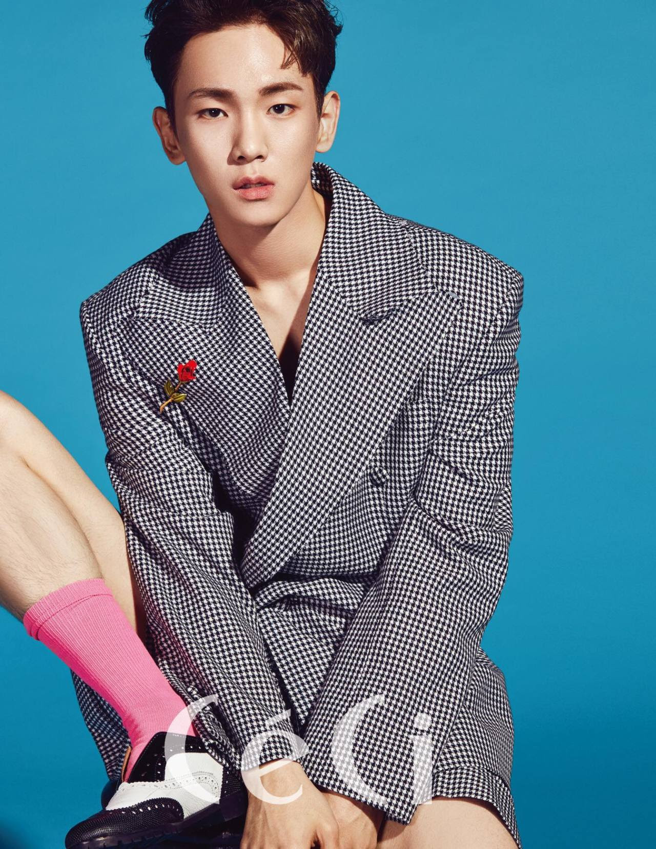 Key (SHINee) - Céci Magazine December Issue '16