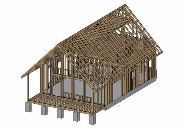 Free 10 x12 shed plans 10x20 picture desk work for 10 x 20 cabin plans