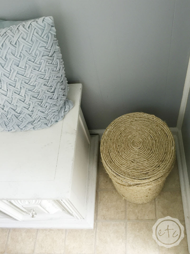 DIY Cat Scratching Post and Storage Bin - Happily Ever After - HMLP 79 - Feature