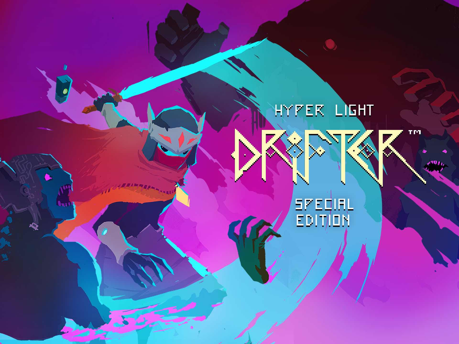 Hyper Light Drifter Special Edition For Ios Tools And Toys