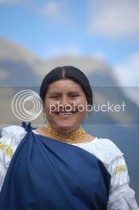 Nancy Moran - Andean Collection Artisan