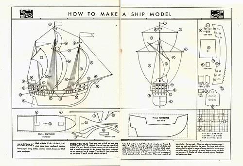 How To Make A Model Tudor Ship