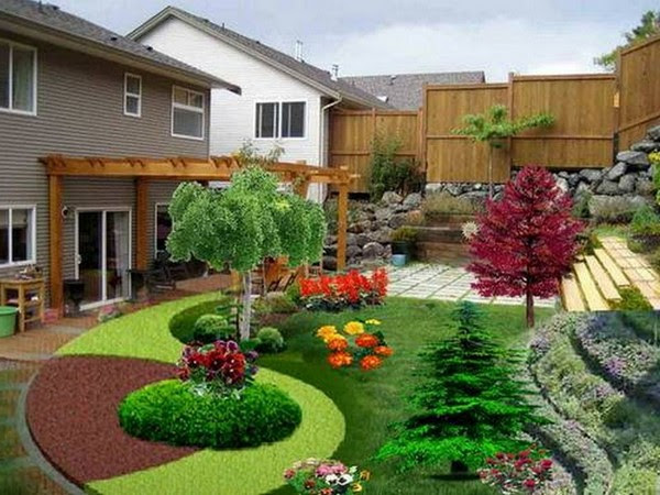 beautiful home garden designs