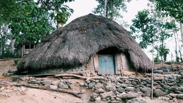 Gambar Rumah Adat Dari Nusa Tenggara Timur - Sekitar Rumah