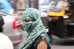 the niqab is moving ahead of the times .. by firoze shakir photographerno1