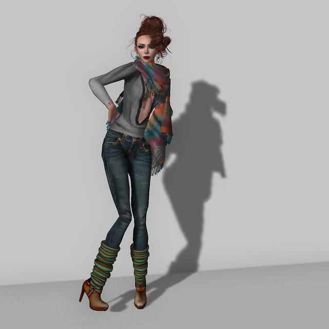 Free Scarf & Group Gift Boots