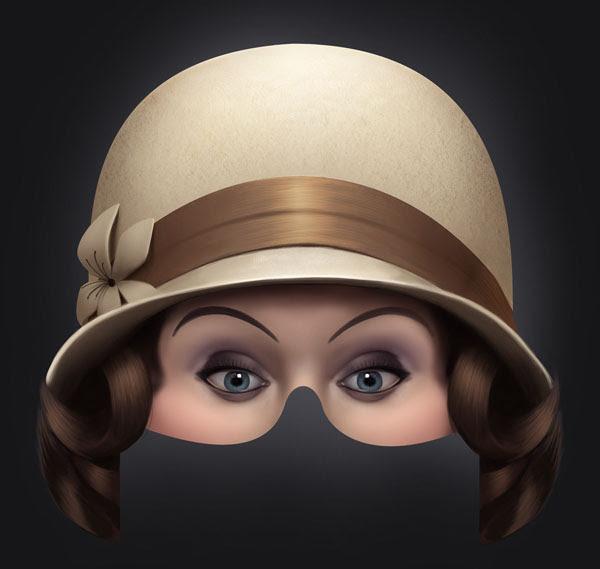 3d character design model digital illustration max kostenko