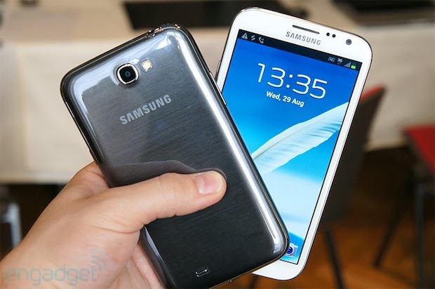 Samsung Galaxy Note II has sold 3 million units worldwide