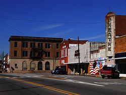 Downtown Roanoke, Alabama