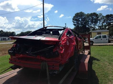 find   mustang shelby gt wrecked salvaged