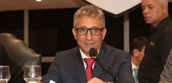 Campello lançará modificações no programa de sócio-torcedor do Vasco