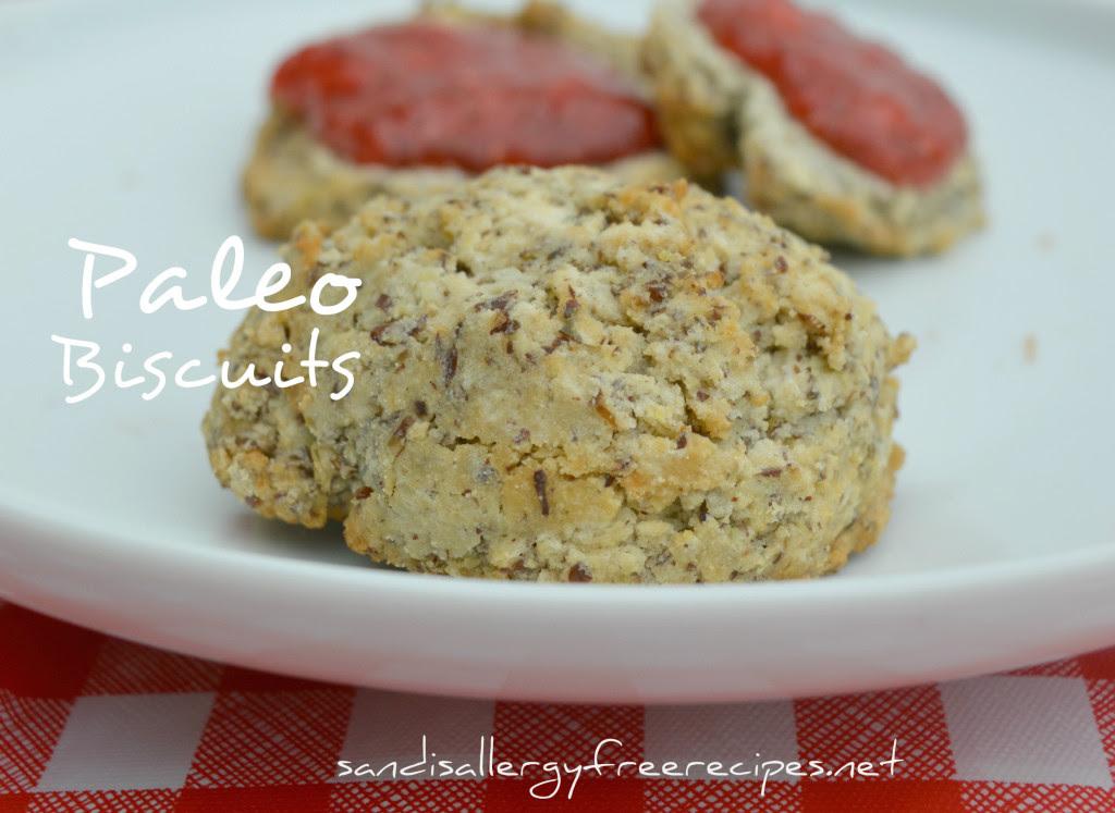 Paleo-Biscuits
