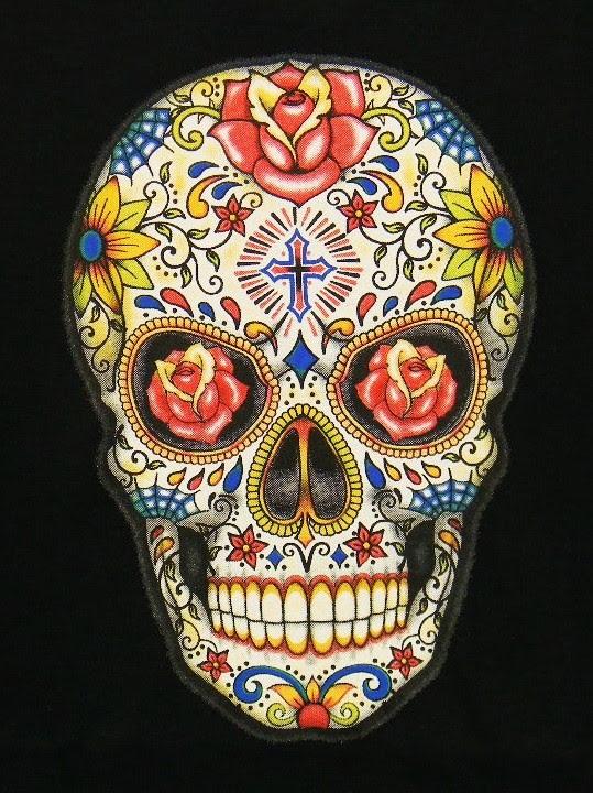 Sugar Skull T Shirt At Cleverkathy Designs