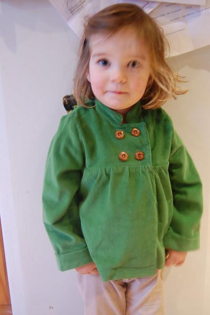 Green Sunday Brunch Jacket