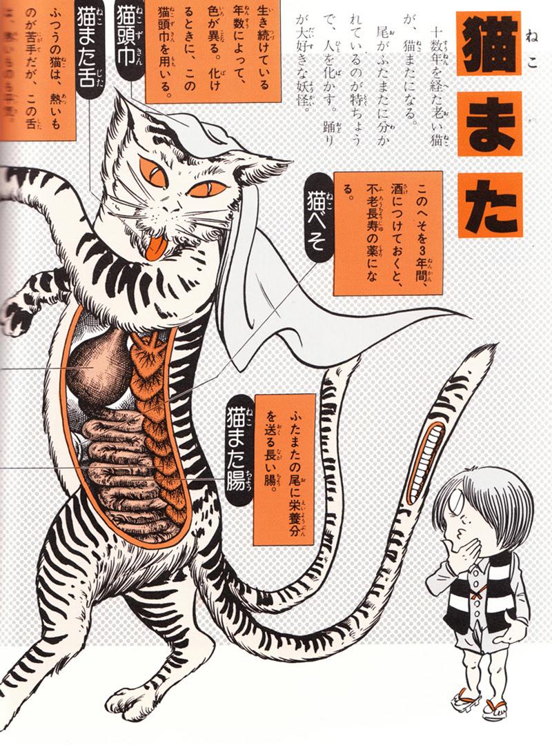 Shigeru Mizuki's Yōkai Daizukai - Hip-Cat