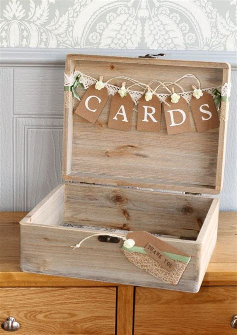 Best 25  Wedding card boxes ideas on Pinterest   Diy