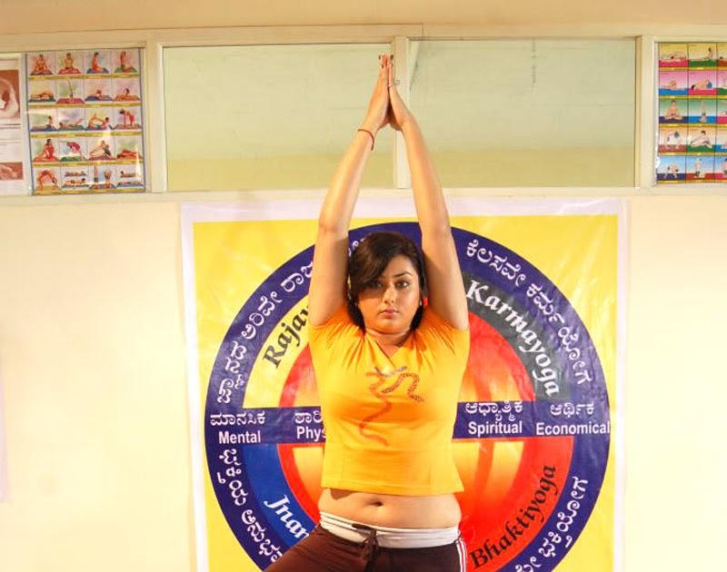 Hot Girls Blog Xxx The Bold Namitha Becomes A Yoga -2111