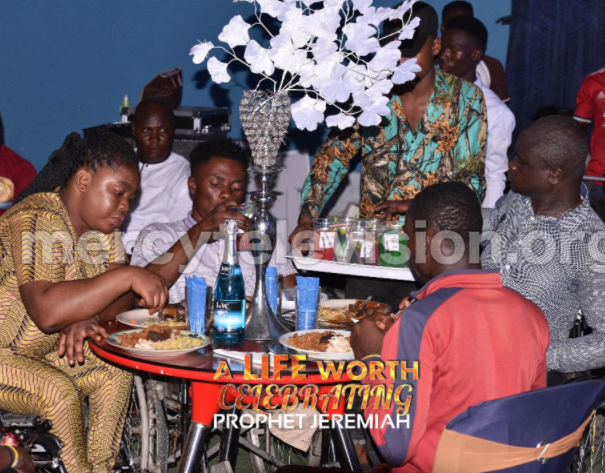 Prophet Jeremiah Omoto Fufeyin splashes N25m on less privileged to mark birthday
