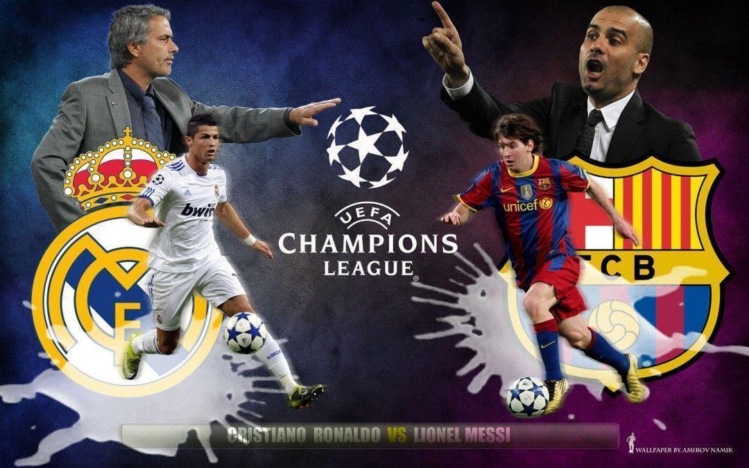 Cristiano Ronaldo Vs Lionel Messi 2015 Wallpapers Wallpaper Cave