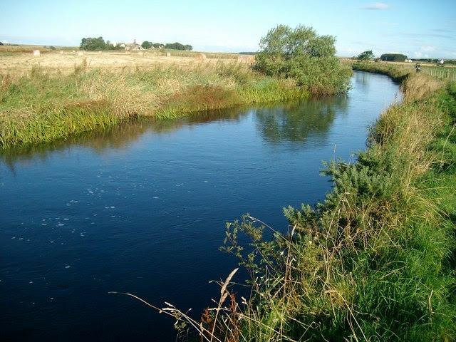 River Wick Long Shanks Pool David Greer Geograph