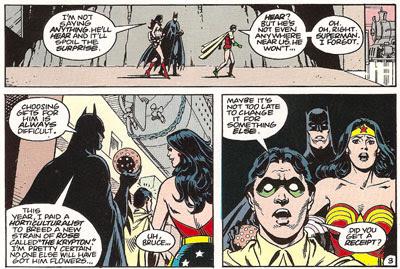 Superman Annual #11 panel
