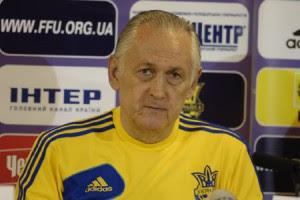 Михаил Фоменко провел разговор с Ярославом Ракицким