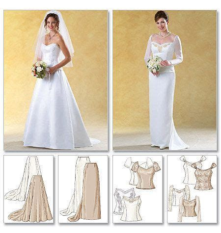 do you like the top of this one Wedding Dress Pattern