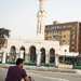 The charred Rabaa al-Adawiya mosque that gives the square in Cairo its name has beenrenovated after a mass killing in August when security forces fired on protesters while trying to break up an Islamist sit-in.
