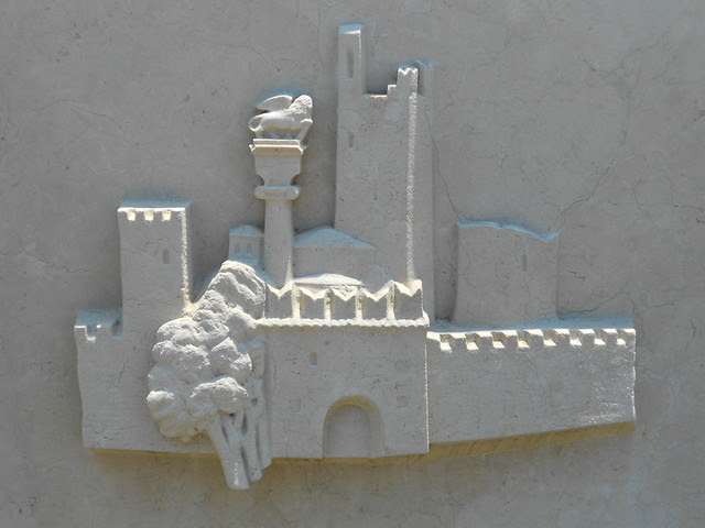 fontana Virgilio Milani, stazione di Rovigo, Rovigo