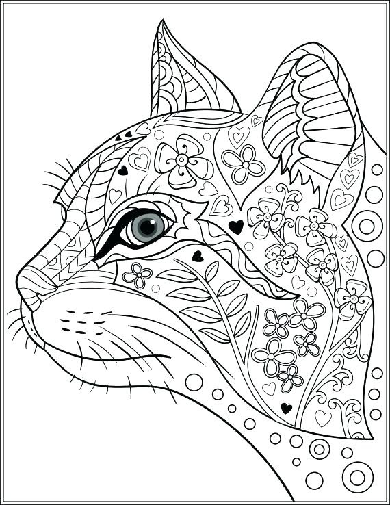 6800 Coloring Pages For Adults Stress Relief Images & Pictures In HD