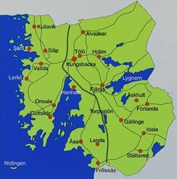 kungsbacka karta Försäkringskassan pensionärer: Kungsbacka karta kungsbacka karta