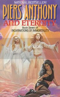 And Eternity (Incarnations of Immortality - Book 7)