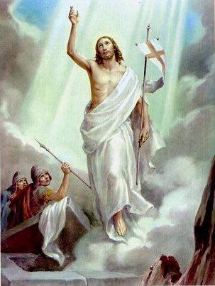 """16º ENCONTRO: """"RESSURREIÇÃO DE JESUS"""""""