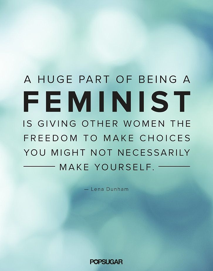 Quotes About Feminism Womanhood 24 Quotes