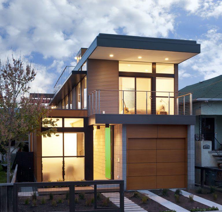 Contoh Warna Cat Rumah Minimalis Tampak Depan - Desain ...