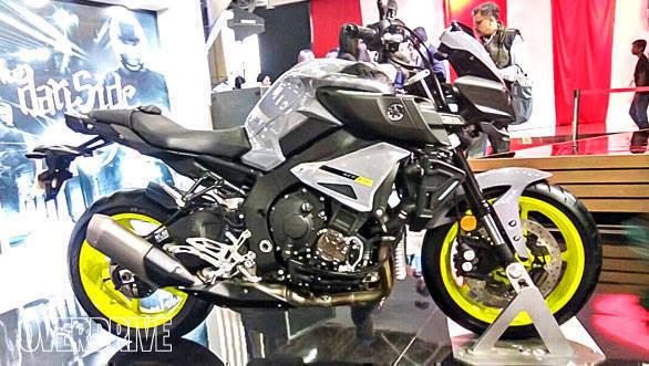 Image Gallery Yamaha Mt 10