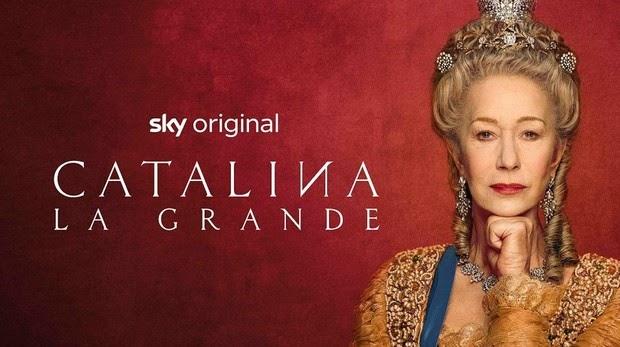 CATALINA LA GRANDE MINISERIE HDTV SUB ESPAÑOL TORRENT