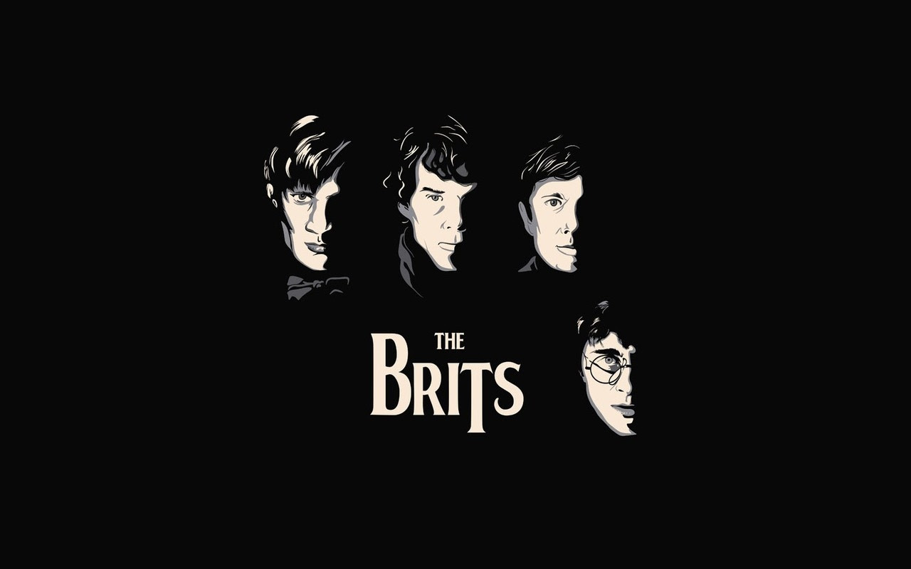 Download Wallpapers Download 1280x1024 Harry Potter The Beatles