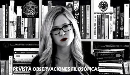 REVISTA DE FILOSOFÍA CONTEMPORÁNEA _ REVISTA OBSERVACIONES FILOSÓFICAS _ CALL FOR PAPERS INVESTIGACIÓN FILOSOFÍA MOODERNA, CONTEMPORÁNEA Y POSMODERNA | ADOLFO VÁSQUEZ ROCCA | Scoop.it