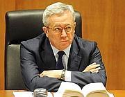 Il ministro dell'Economia Giulio Tremonti (Fotogramma)
