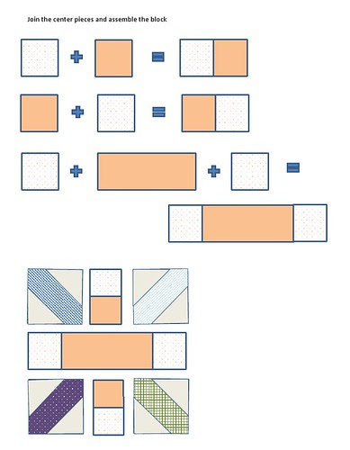 Bee Traditional Blocks - Assembly